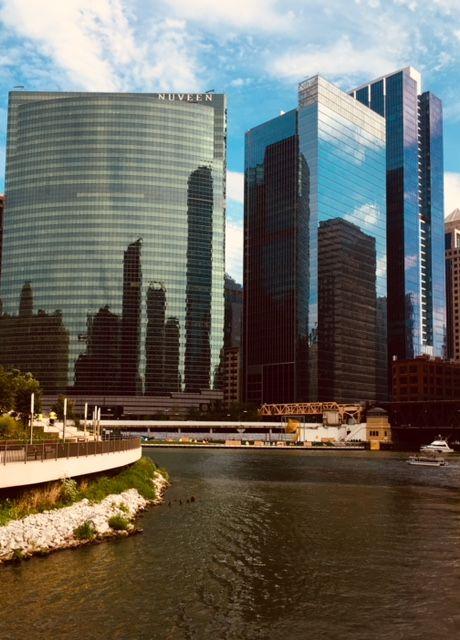 Photo in Random #chicago #illinois #architecture #rivers #landscape