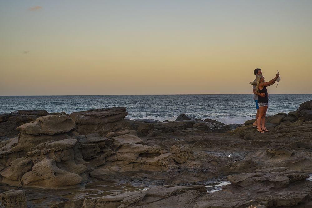 Photo in People #ocean #people #fujifilm #beach