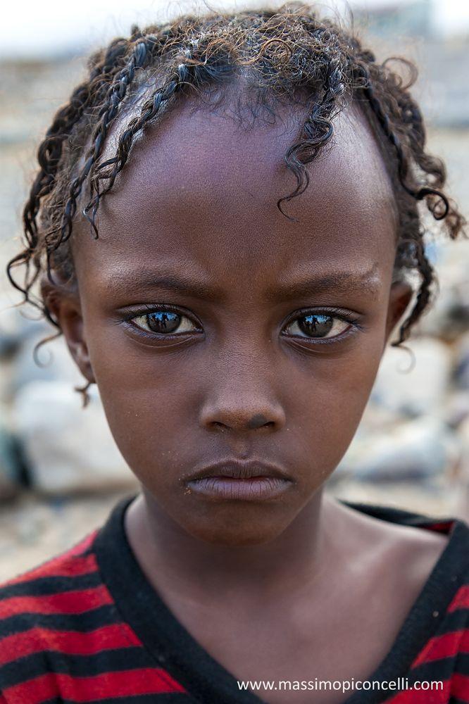 Photo in Portrait #ethiopia #afar #africa