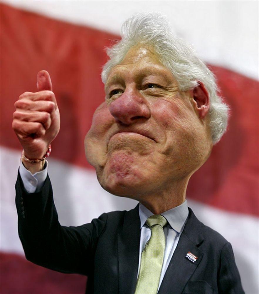 Photo in Random #bill #clinton