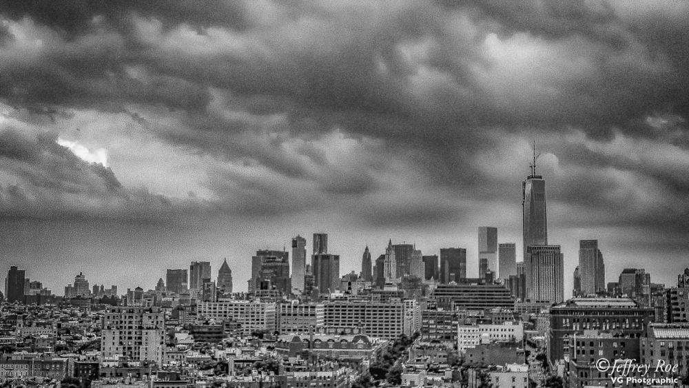 Photo in Cityscape #black and white #cityscape #buildings #new york #urban