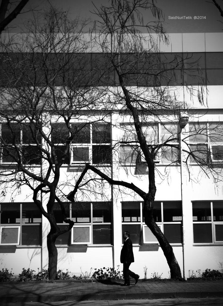 Photo in Street Photography #trabzonktü #ktü #canon #saidnuritetik
