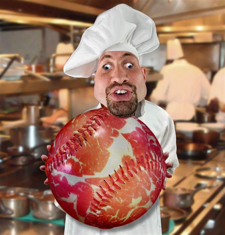 Photo in Random #chef #meatball