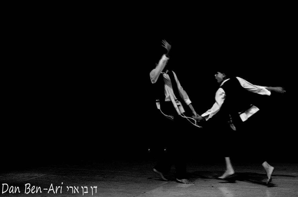 Photo in Black and White #dance #art #religion #judaism