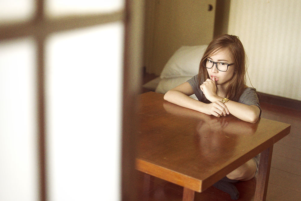 Photo in Portrait #portrait #female #asian #concept #beautifu #siesta #philippines