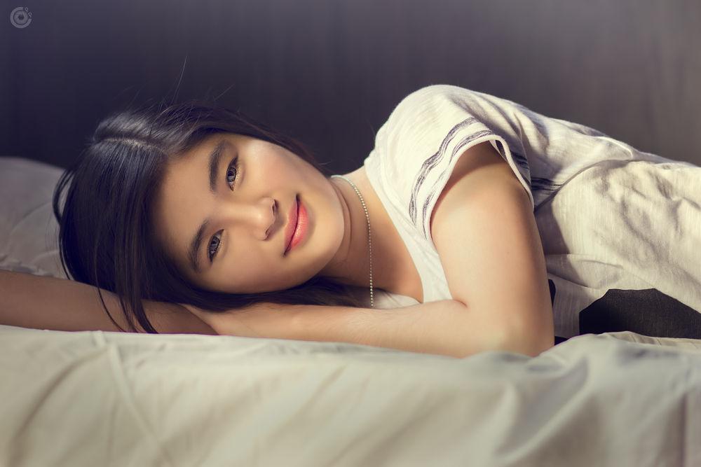 Photo in Portrait #portrait #asian #beautifu #concept #female #siesta #philippines