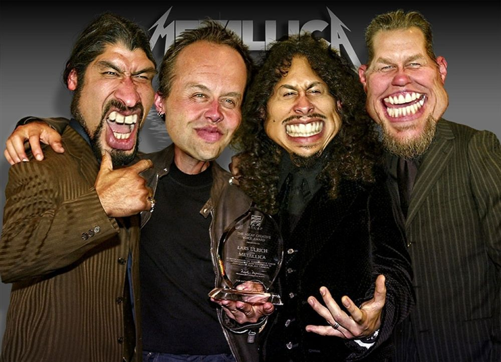 Photo in Random #metallica