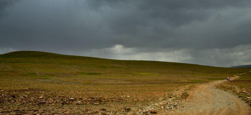 Photo in Landscape #deosai #plains #beauty #nature #explorer #nikon #d5100 #skardu