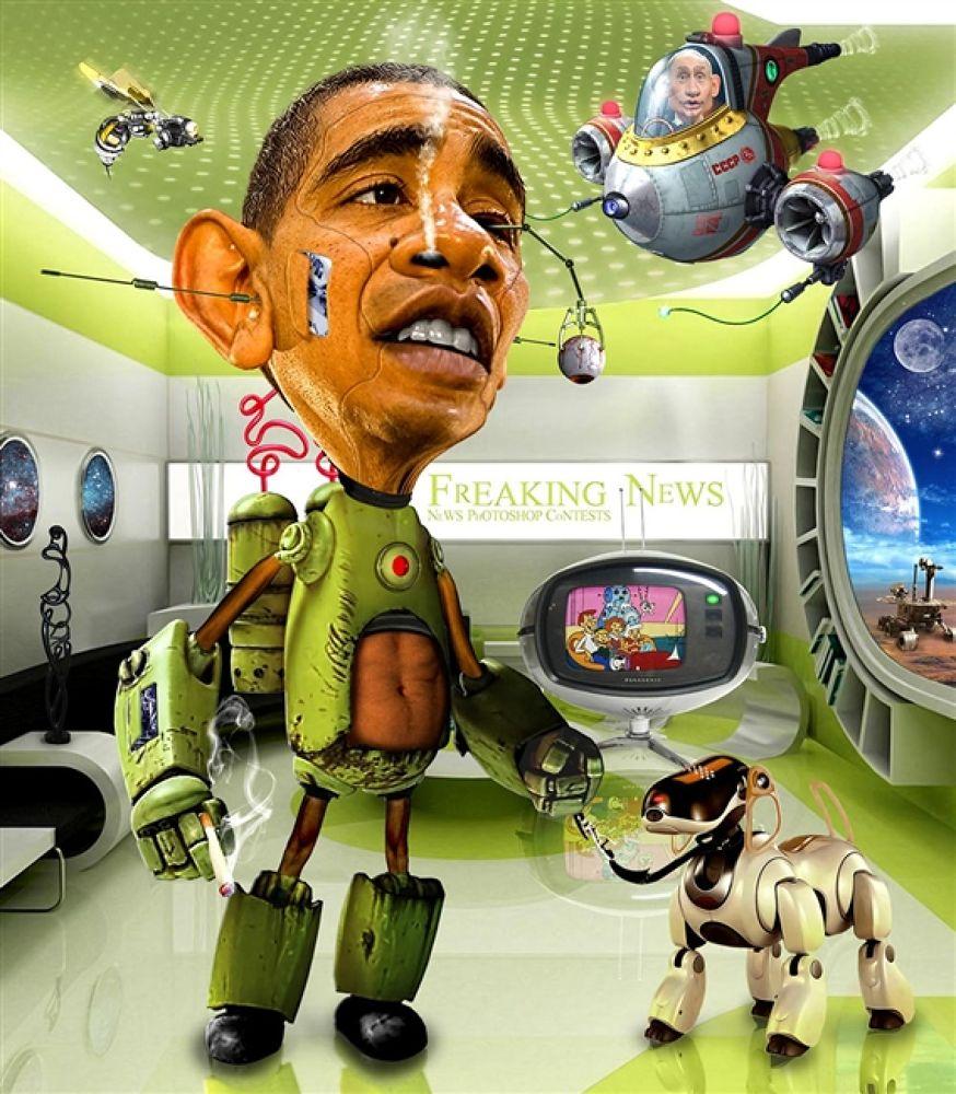 Photo in Random #obamabot #1.0