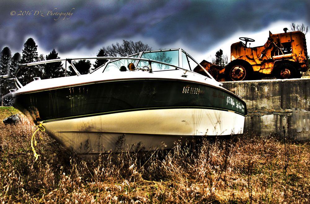 Photo in HDRI #hdr #abandoned #olddecaying #2016 #bancroft