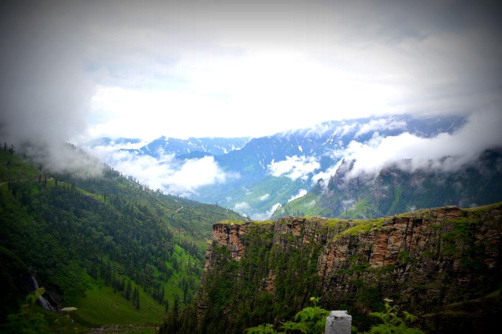 Photo in Landscape #manali