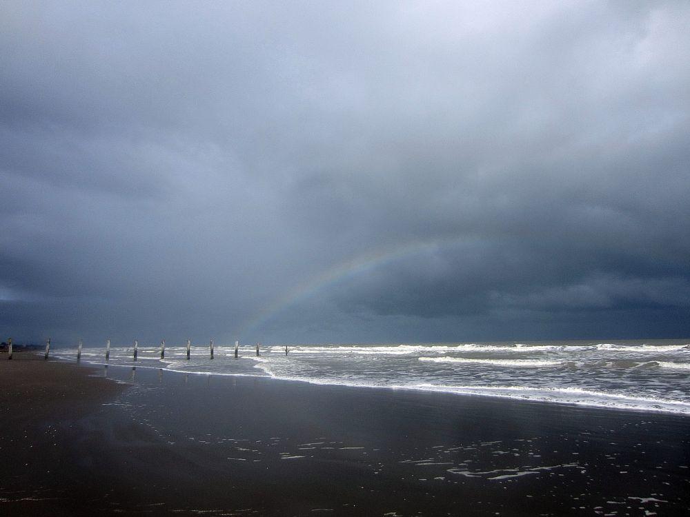Photo in Landscape #sea #wves #clouds
