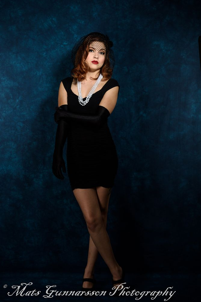 Photo in Portrait #40s #glamour #lady #hot #gorgeous