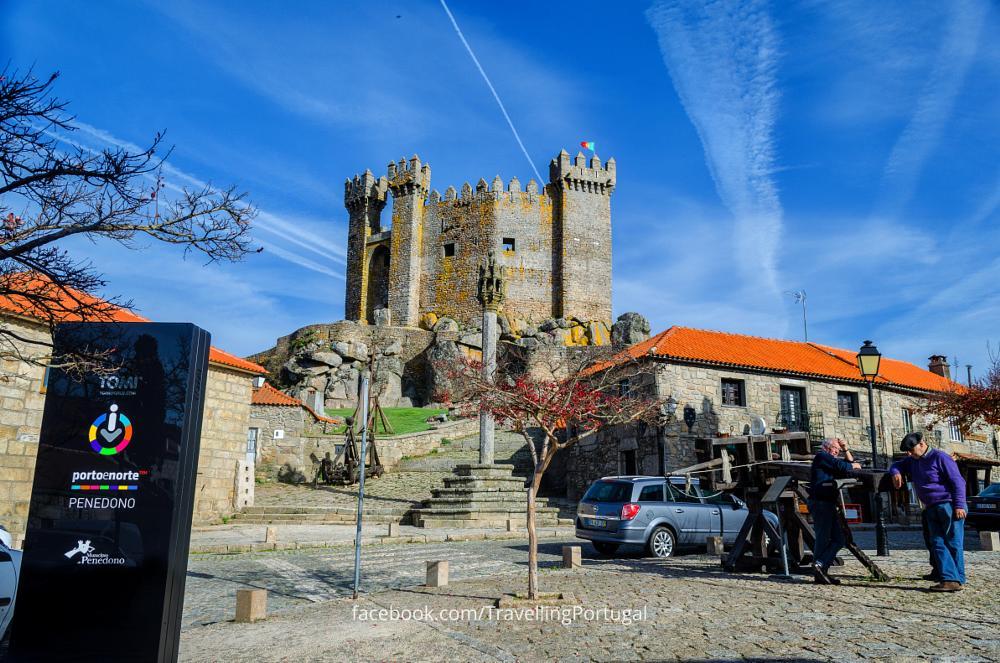 Photo in Architecture #castle #viseu #portugal #castelo #castillo #medieval