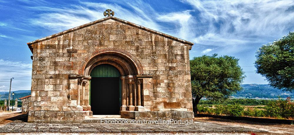 Photo in Architecture #portugal #iglesia #church #romanico #chaves #medieval #igreja