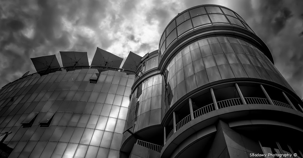 Photo in Black and White #building in vienna