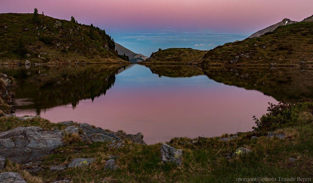 Photo in Landscape #steine wasser himmel