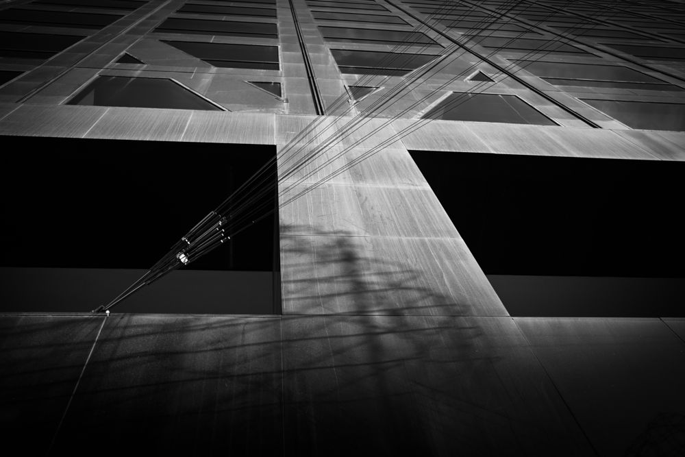 Photo in Black and White #light #shadows #black and white #fujinon #fujifilm #xpro-2 #architecture
