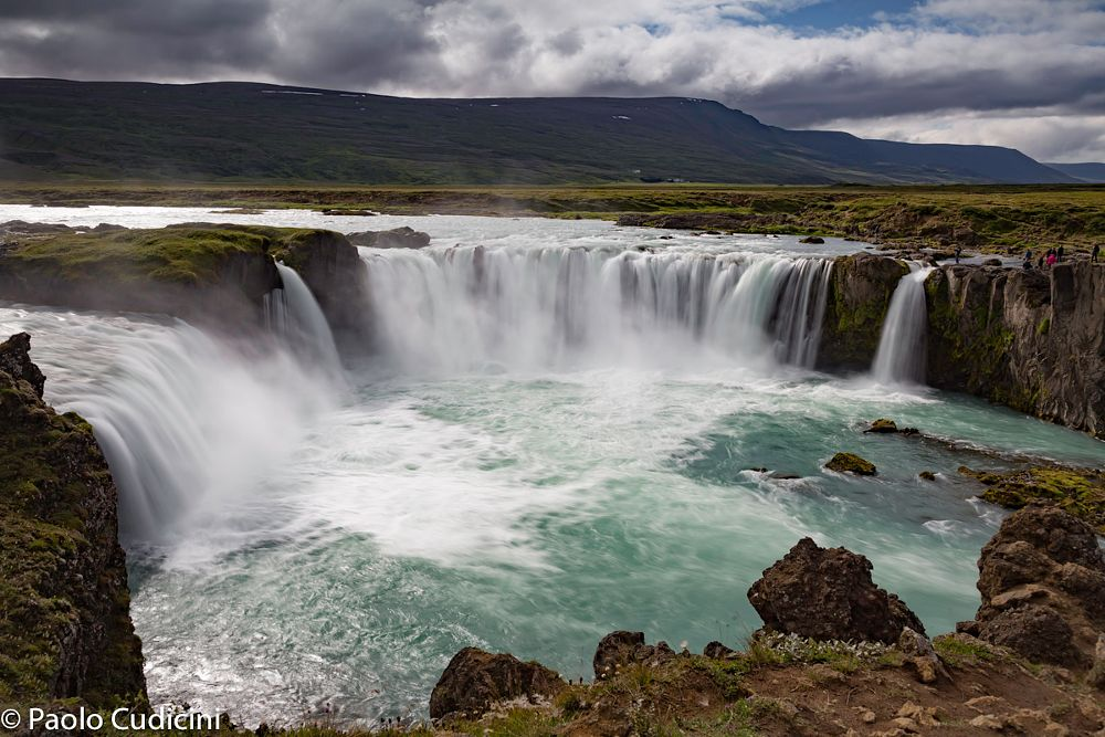 Godafoss    Islanda.