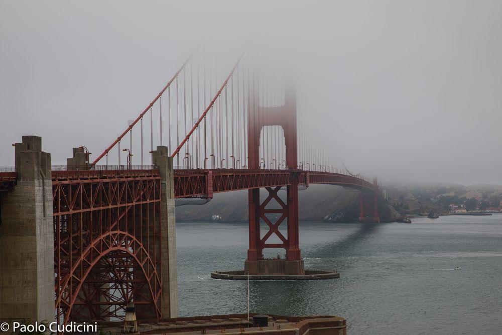 Golden Gate Bridge    San Francisco  U.S.A.