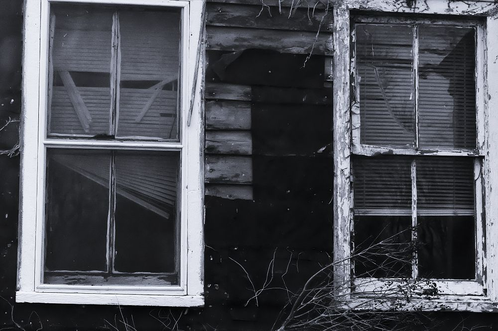 Photo in Abstract #abandon