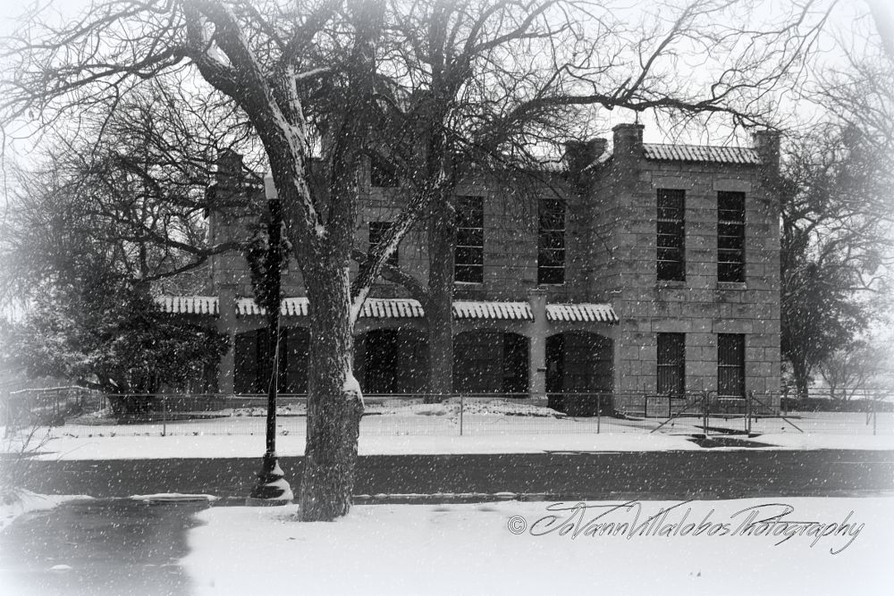Photo in Architecture #1883 #jail #pecos county #historic #fort stockton #texas