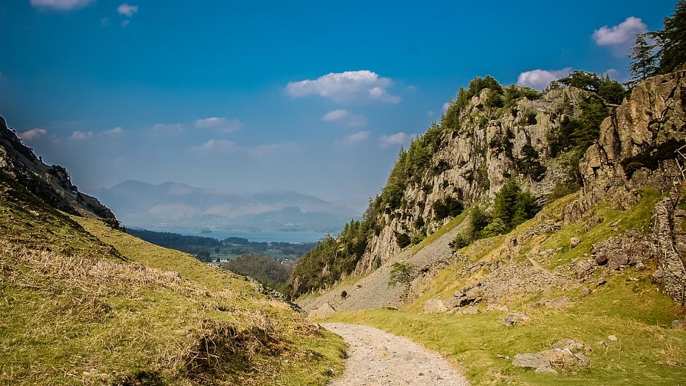 Photo in Landscape #keswick #mountain #landscape