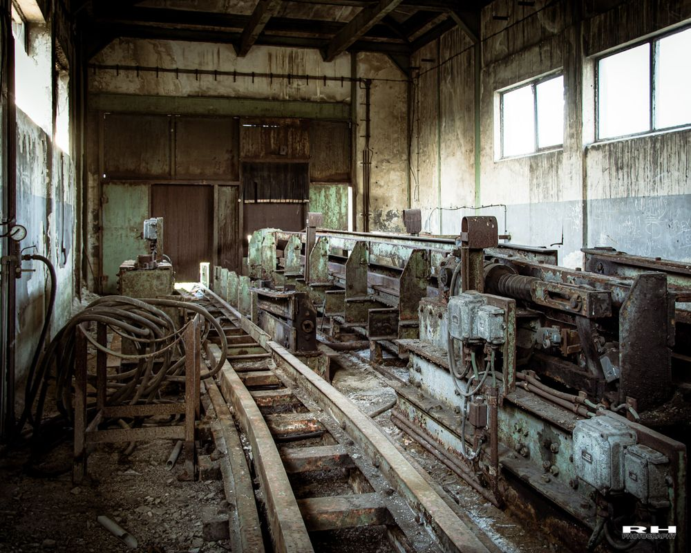 Photo in Industrial #rh-photography #nikon #youpic #urbex #factory #abandoned
