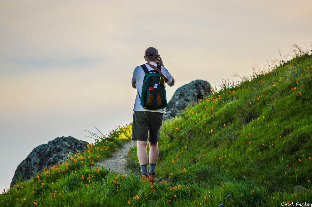 Photo in People #pics #mountain #grass #photography #people