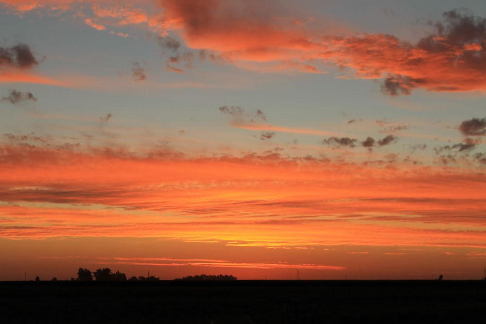 Photo in Nature #argentina #cordoba #canon #nature #landscape #sunset #sky