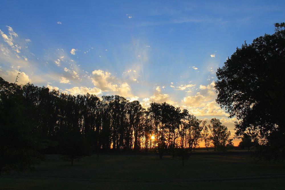 Photo in Landscape #argentina #cordoba #canon #sunset #landscape