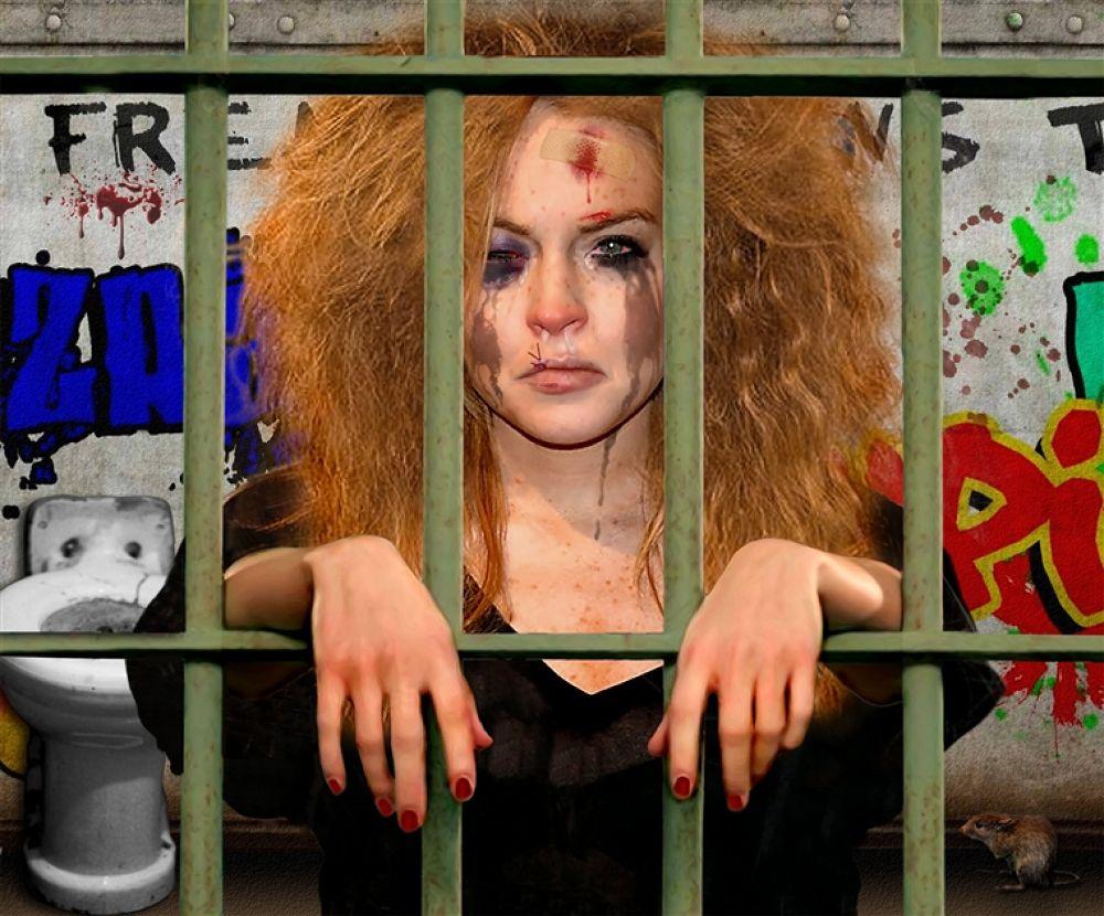 Photo in Random #jail #bird