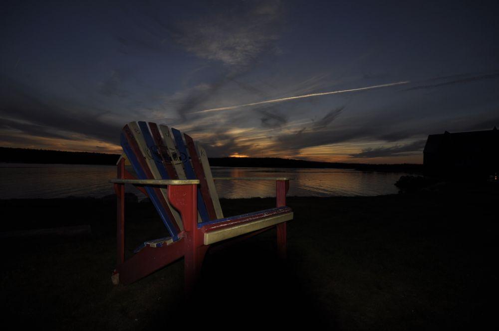 Photo in Landscape #sunset #seascape #landscape