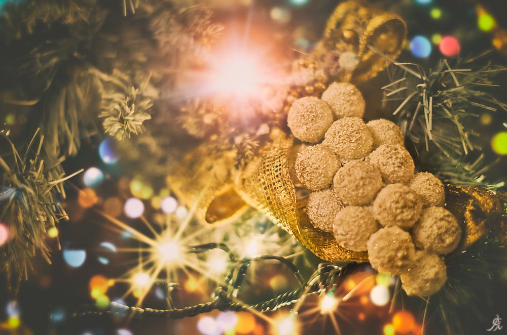 Photo in Random #christmas #bunches #natale #babbo #decorations #decorazioni #tree #santa #claus