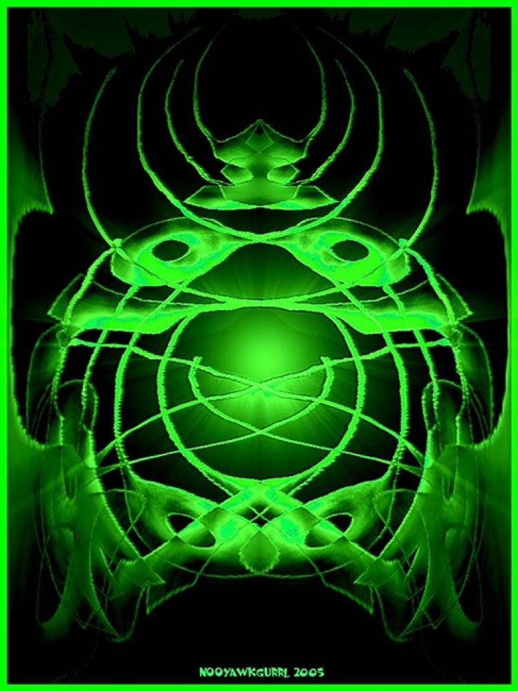 Photo in Random #(original #artwork #cm #gleeson) #exoskeletor