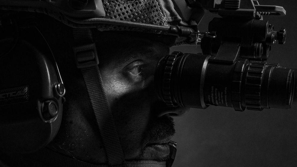 Photo in Portrait #katona #soldier #training