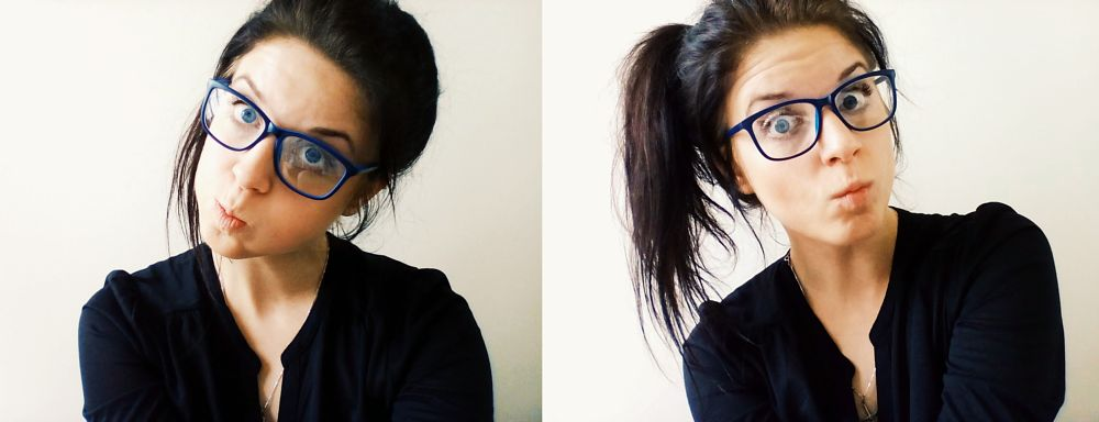 Photo in Random #friday #photography #portrait #glasses #ootd #style #girl #eyes #random #people #milan #italy #italia #milano