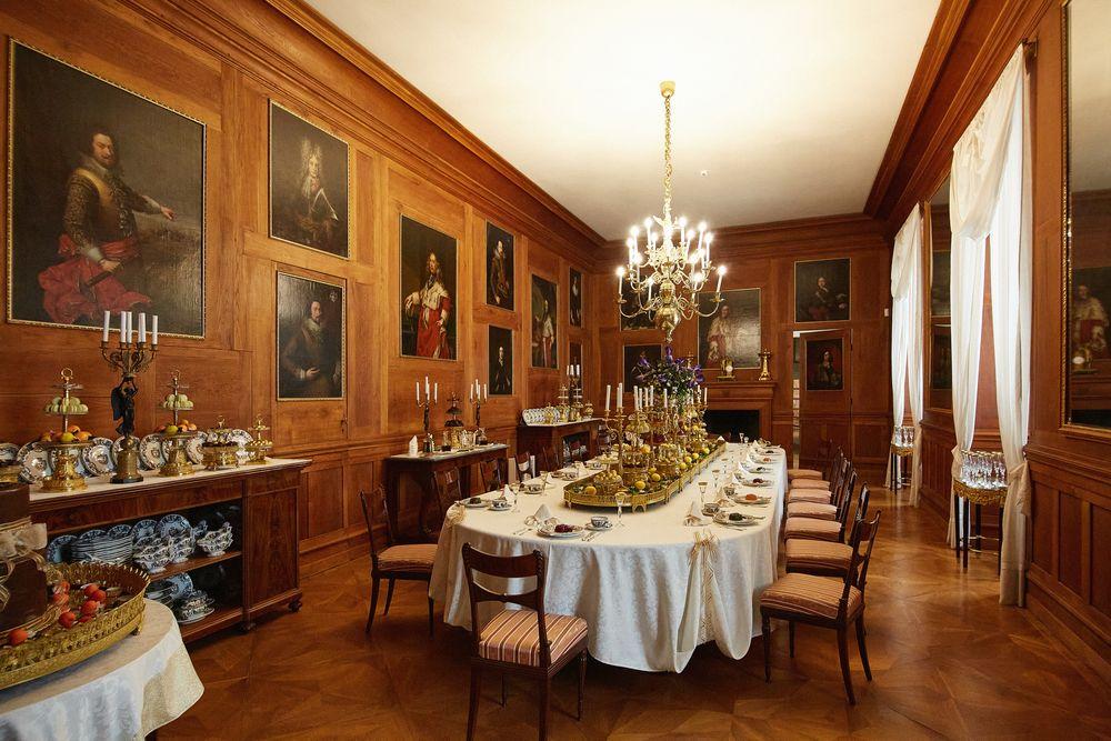 Photo in Interior #kynžvart #chateau #metternich