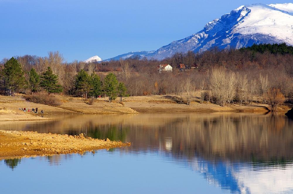 Photo in Landscape #lake #landscape #waterscape