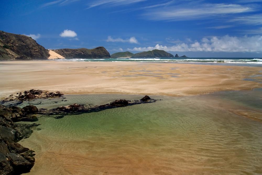 Photo in Landscape #beach #water #sand