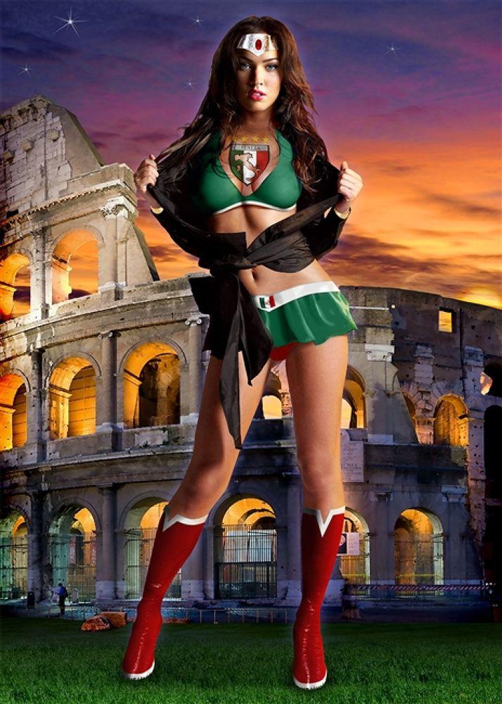 Photo in Random #italian #wonder #woman