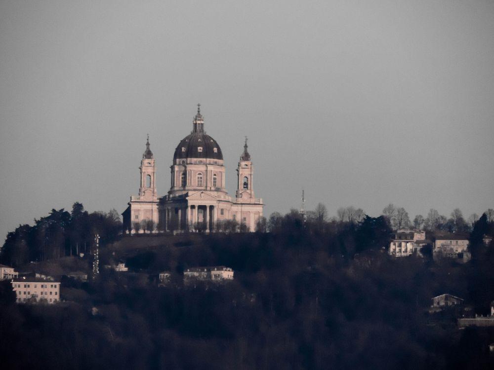 Photo in Architecture #torino #piemonte #italia #basilica #superga #chiesa #landscape #paesaggi #traveller