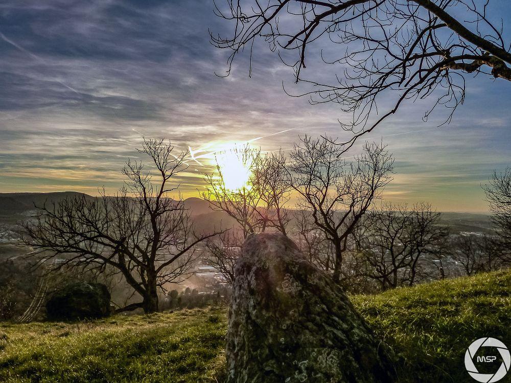 Photo in Landscape #alb #albtrauf #baden-württemberg #clouds #deutschland #germany #landscape #landschaft #natur #nature #outdoor #reutlingen #schwäbische alb #sonnig #swabian alb #wolken #sonnenuntergang #sunset