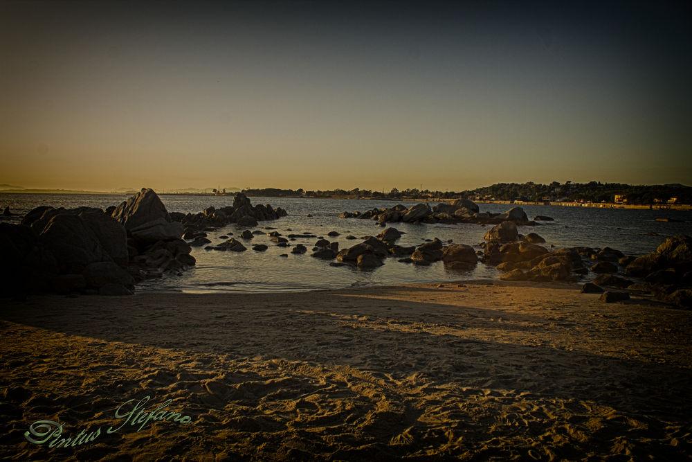 Photo in Random #spiaggia #tramonto