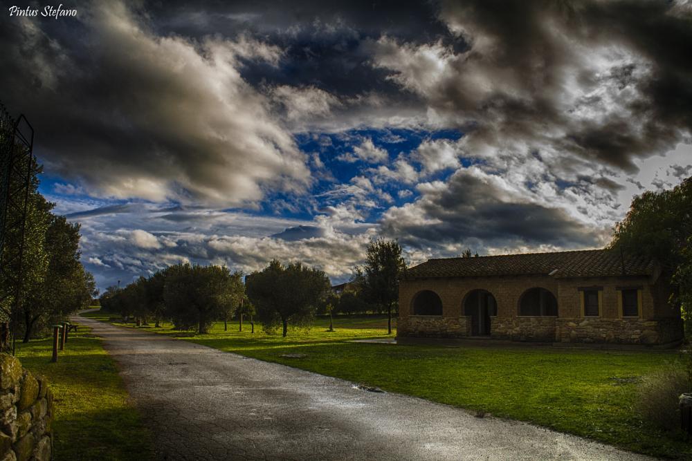 Photo in Nature #natura #nuvole #cielo
