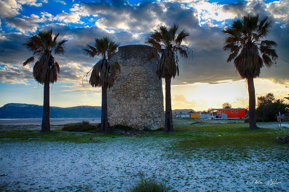 Photo in Landscape #landscape #palme #mare #spiaggia