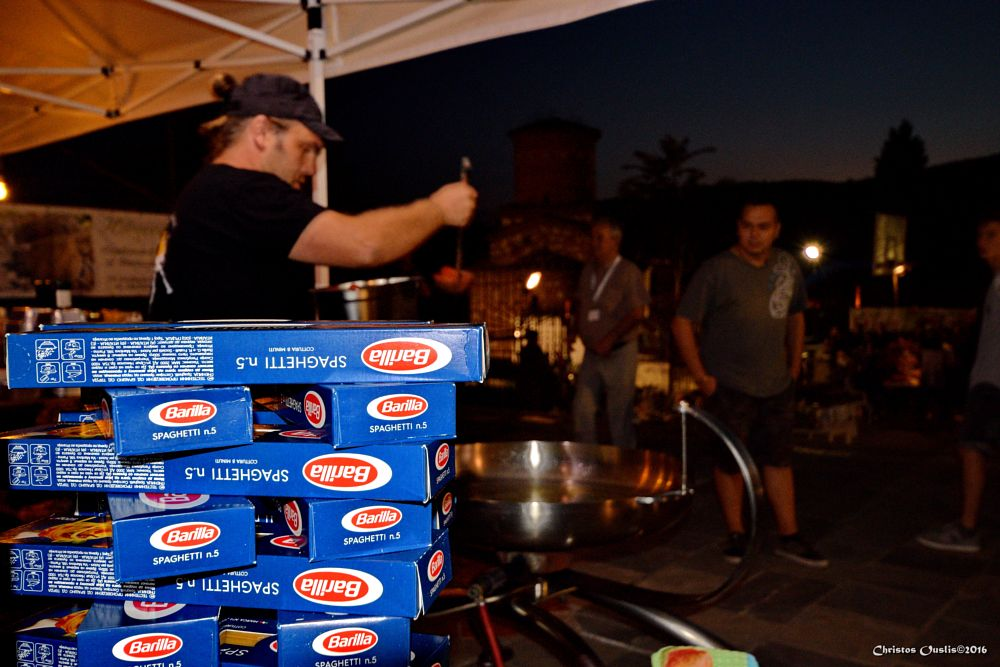 Photo in People #barilla #spagetti #cooking