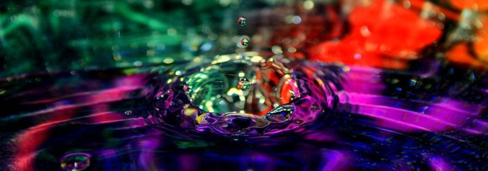 Photo in Abstract #water #drop #abstract