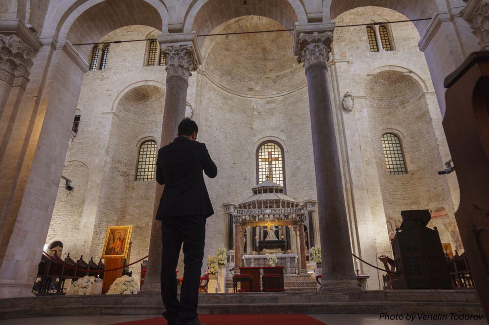 Photo in People #pray #church #alone #silence