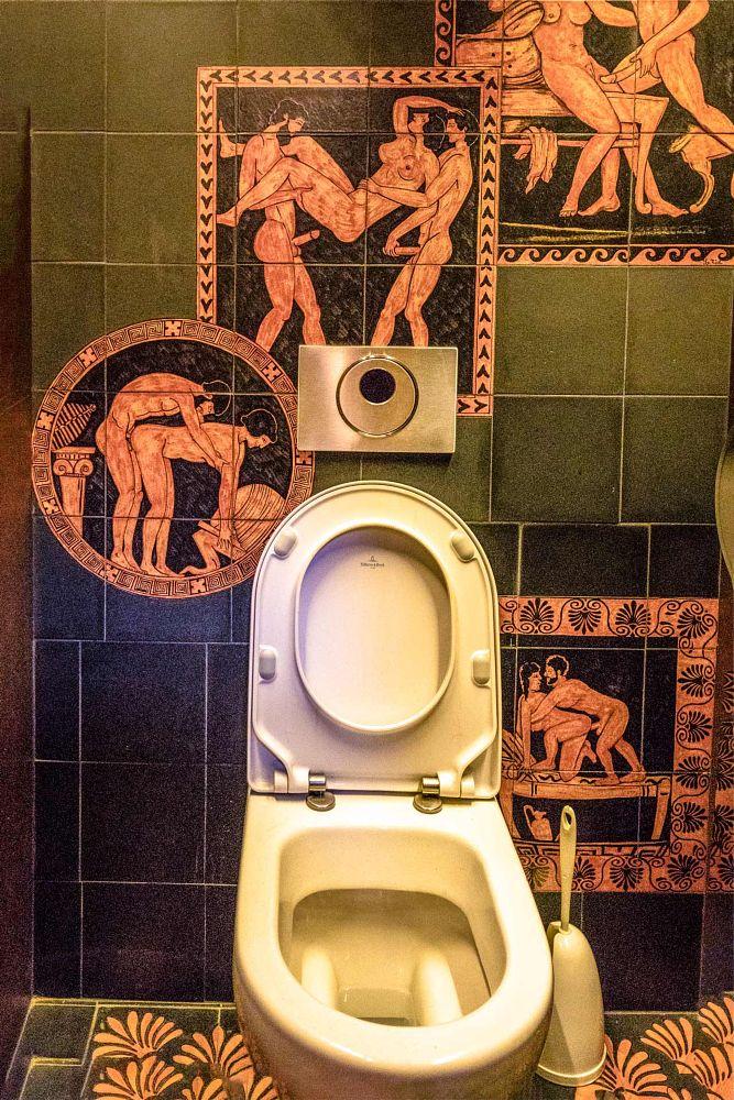 Photo in Interior #wc #restroom